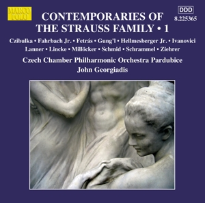Contemporaries of the Strauss Family, Vol. 1 | Dodax.ch