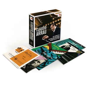 Claudio Arrau - The Complete Victor and Columbia A | Dodax.com