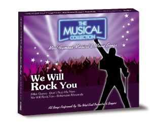We Will Rock You | Dodax.fr