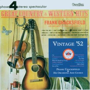 Vintage 52 Great Country & Western Hits   Dodax.nl