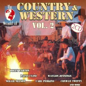 World of Country and Western, Vol. 2   Dodax.ch
