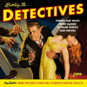 Watching the Detectives: Themes and Music from Classic TV Crime Shows and Movies | Dodax.com