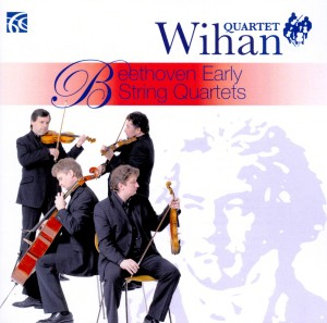 Beethoven: Early String Quartets | Dodax.ch