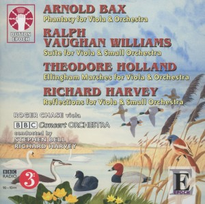 Arnold Bax, Ralph Vaughan Williams, Theodore Holland, Richard Harvey: Music for Viola and Orchestra | Dodax.ch
