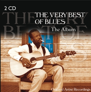 The Very Best of Blues - Album, 2 Audio-CDs | Dodax.at