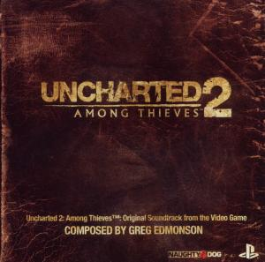 Uncharted 2: Among Thieves [Original Video Game Soundtrack] | Dodax.ca