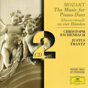 Mozart: The Music for Piano Duet | Dodax.ca