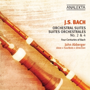 Suite fuer Orchester Nr2 BWV1067, Nr4 BW | Dodax.ch