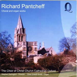 Richard Pantcheff: Choral and Organ Works | Dodax.de