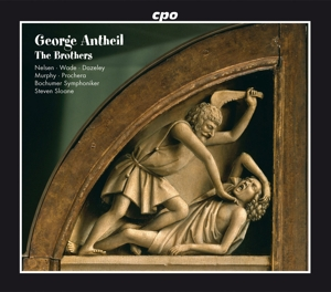 George Antheil: The Brothers | Dodax.ch