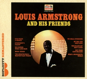 Louis Armstrong and His Friends | Dodax.ca