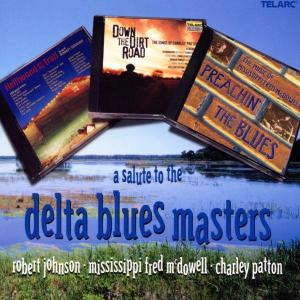 Salute to the Delta Blues Masters | Dodax.nl