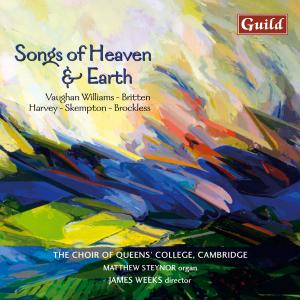 Songs of Heaven and Earth | Dodax.ch