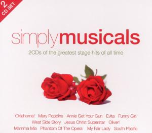 Simply Musicals | Dodax.co.uk