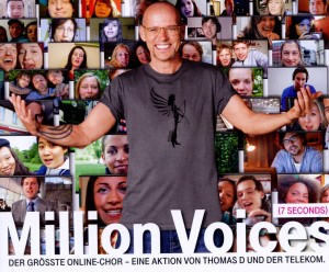 Million Voices (7 Seconds), 1 Single-Audio-CD | Dodax.at