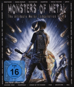 Monsters Of Metal Vol.8 | Dodax.nl