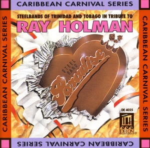 Tribute to Ray Holman: Steelbands of Trinidad and Tobago | Dodax.com