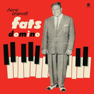 Here Stands Fats Domino   Dodax.com