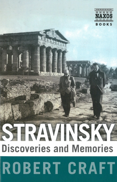 Stravinsky: Discoveries and Memories | Dodax.co.uk