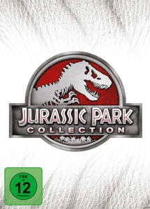 Jurassic Park Collection 1 - 4 | Dodax.es