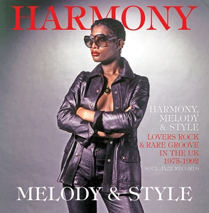 Harmony, Rhythm and Style: Lovers Rock and Rare Groove in the UK 1975-92 | Dodax.de