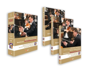 Discovering Beethoven. The Complete Symphonies, 9 DVDs | Dodax.at