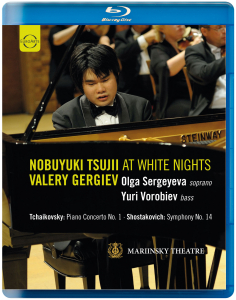 Tsujii At White Nights, 1 Blu-ray | Dodax.at