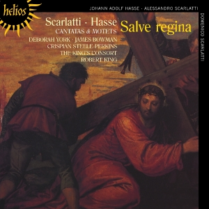 Salve regina - Cantatas & Motets | Dodax.at