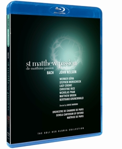 St Matthew Passion, 1 Blu-ray | Dodax.at