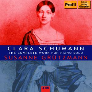 Clara Schumann: The Complete Works for Piano Solo | Dodax.at