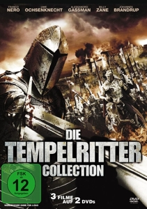 Die Tempelritter Collection, 2 DVDs | Dodax.at