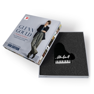 Glenn Gould Remastered: The Complete Columbia Album Collection   Dodax.ch