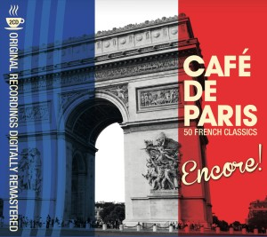 Café de Paris: Encore! | Dodax.co.uk
