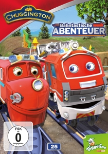 Chuggington Vol. 25 | Dodax.co.jp