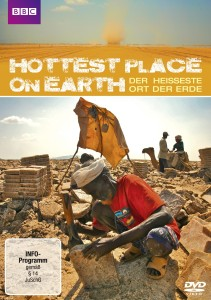 Hottest Place On Earth, 1 DVD | Dodax.at