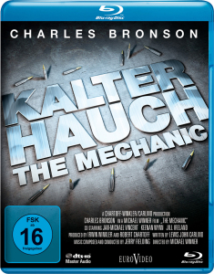 Kalter Hauch - The Mechanic, 1 Blu-ray | Dodax.at