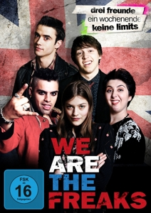 We are the Freaks, 1 DVD | Dodax.ch