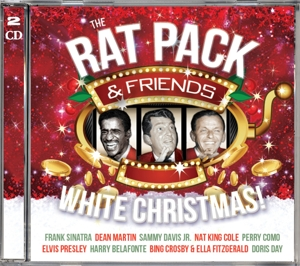 Rat Pack & Friends - White Christmas, 2 Audio-CDs | Dodax.at