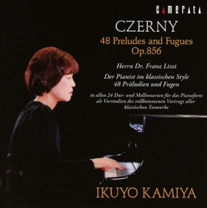 Czerny-48 Preludes and Fugues op.856 | Dodax.ch