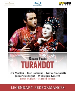 Puccini: Turandot [Video] | Dodax.es