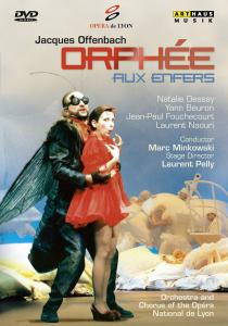 Jacques Offenbach: Orphée Aux Enfers [Video] | Dodax.at