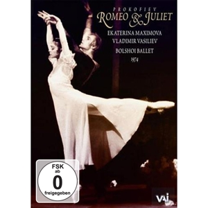 Prokofiev: Romeo & Juliet [DVD Video] | Dodax.co.jp