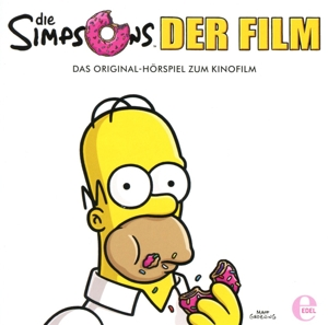 Die Simpsons - Der Film, Audio-CD | Dodax.at