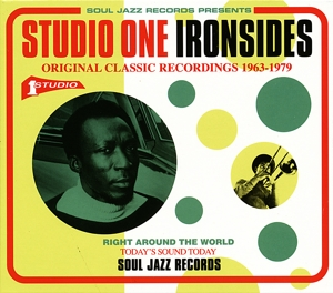 Soul Jazz Records Presents: Studio One Ironsides | Dodax.nl