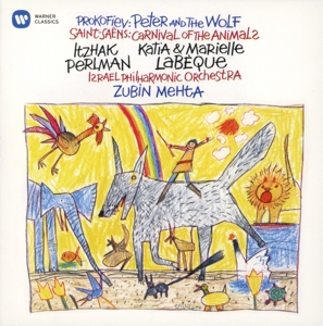 Prokofiev: Peter and the Wolf; Saint-Saëns: Carnival of the Animals | Dodax.ch