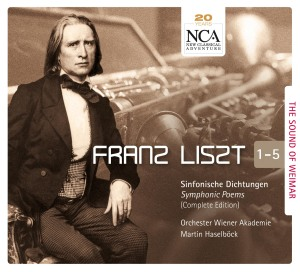 Liszt: The Sound of Weimar, Vols. 1-5 | Dodax.es