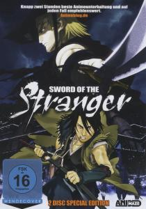 Sword of the Stranger, 2 DVDs (2-Disc Special Edition) | Dodax.ch