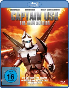 Captain USA: The Iron Soldier | Dodax.es