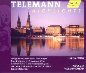 Telemann Highlights | Dodax.at