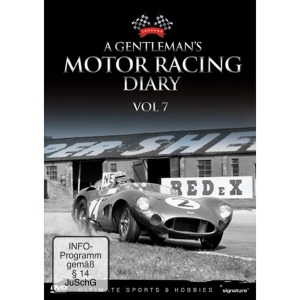 A Gentleman's Motor Racing Diary Vol. 7 | Dodax.co.uk